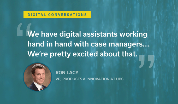 Digital Conversations: Ron Lacy of UBC